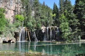 best hikes in colorado hanging lake