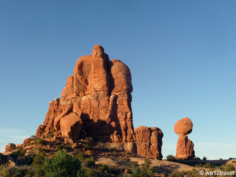 a day in arches