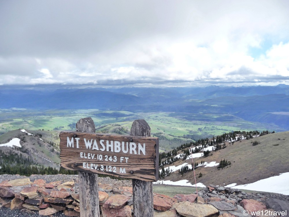 mount washburn