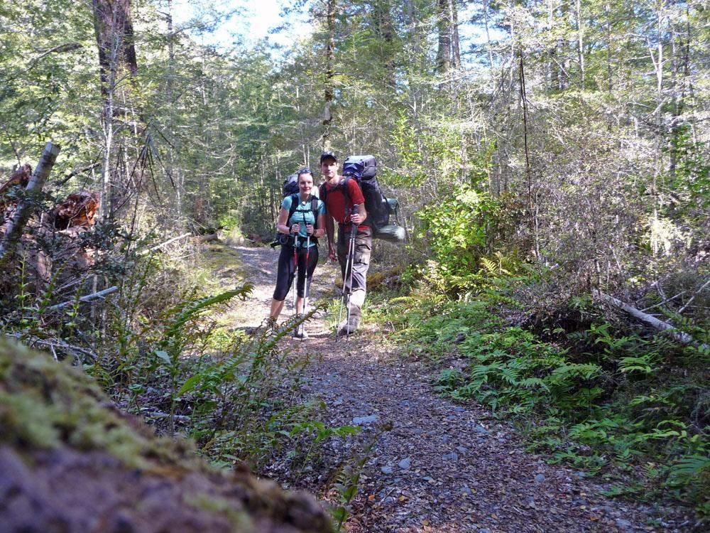 lake daniell hike
