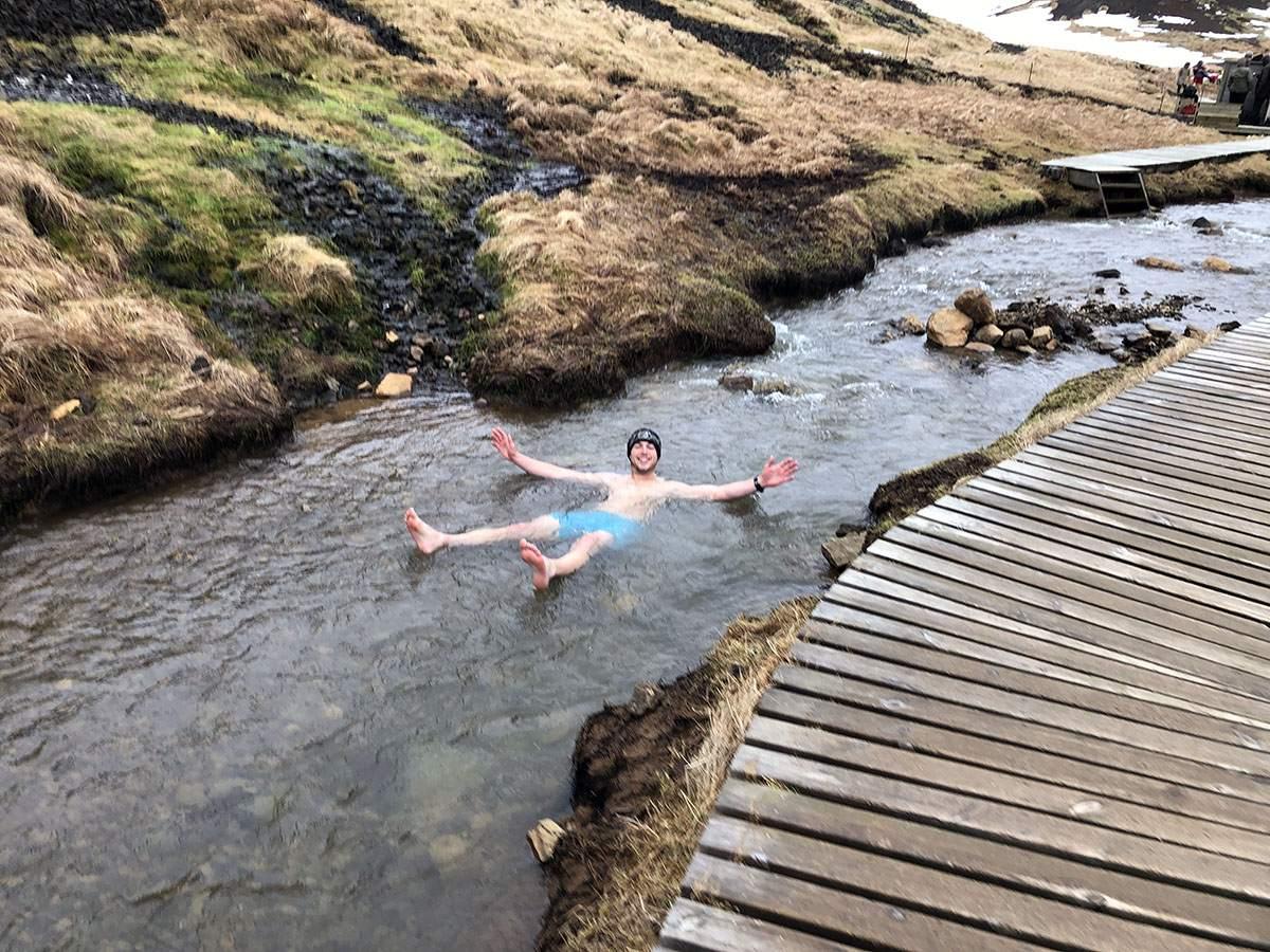 Reykjadalur Hot Spring