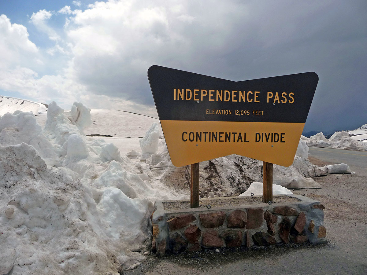 independance pass colorado