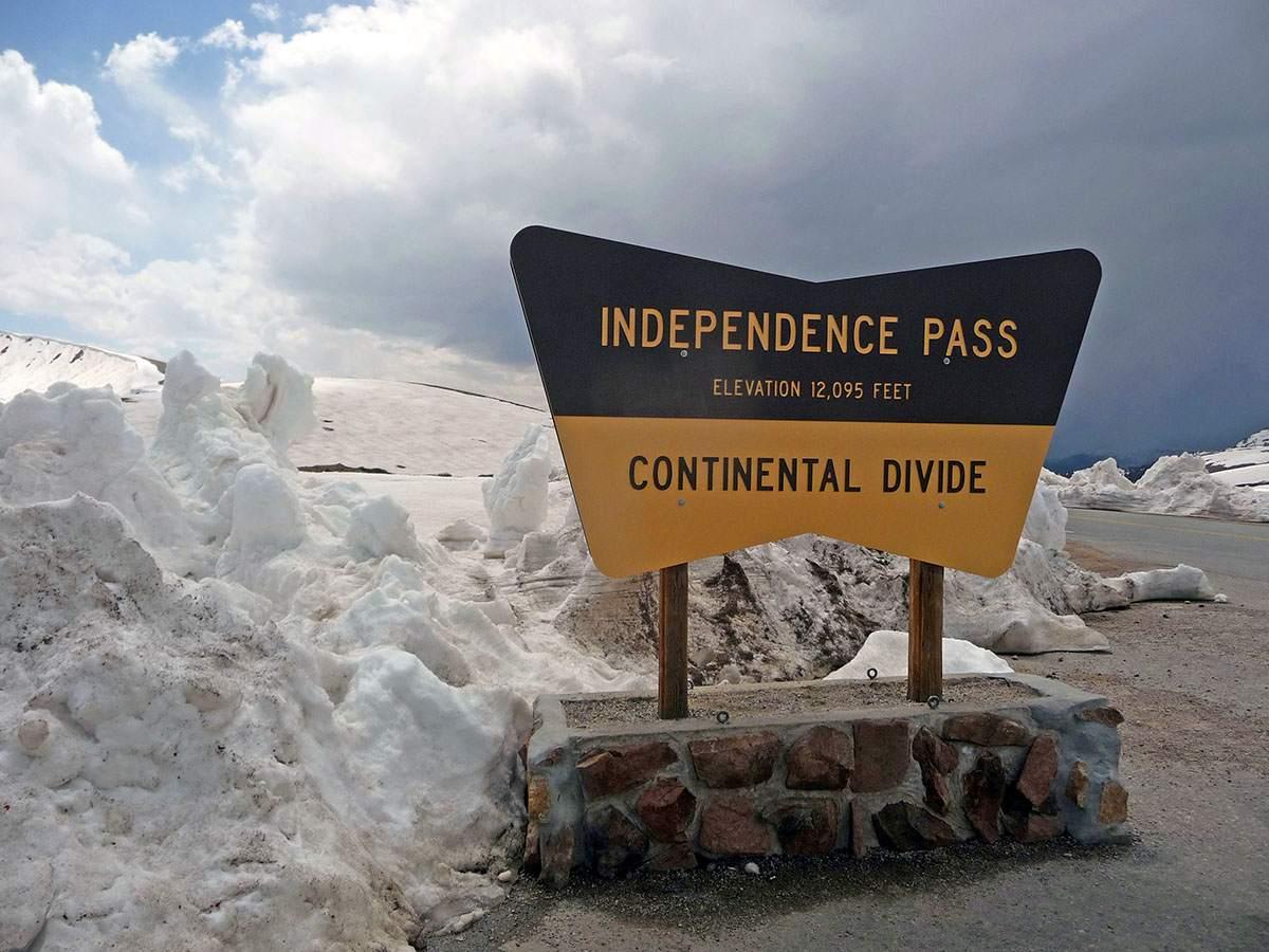 independance pass colorado
