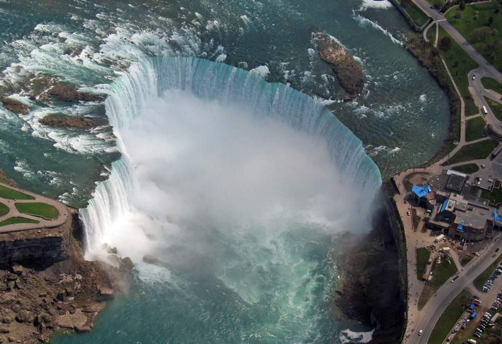 best waterfalls in the world niagara falls