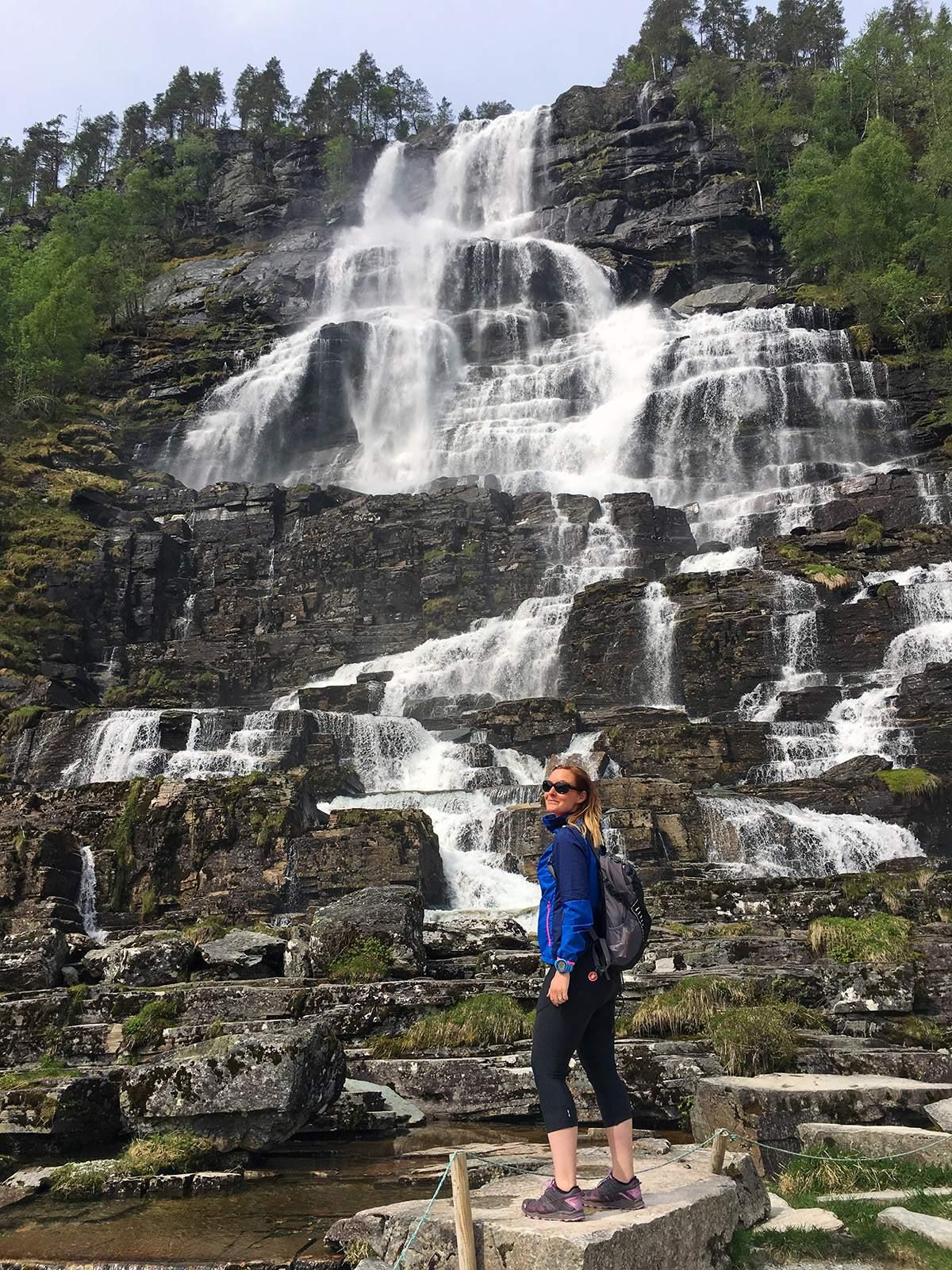 Tvindefossen, Norway