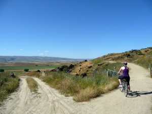 cycling the otago rail trail in new zealand