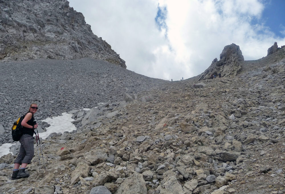 Hike to Coburger Hütte