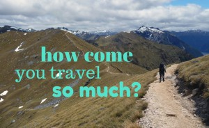 Sunday social travel talk – the why & how!