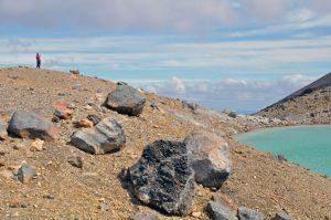 Hiking the Tongariro Northern Circuit in New Zealand