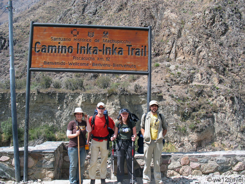 Inca-Trail-start
