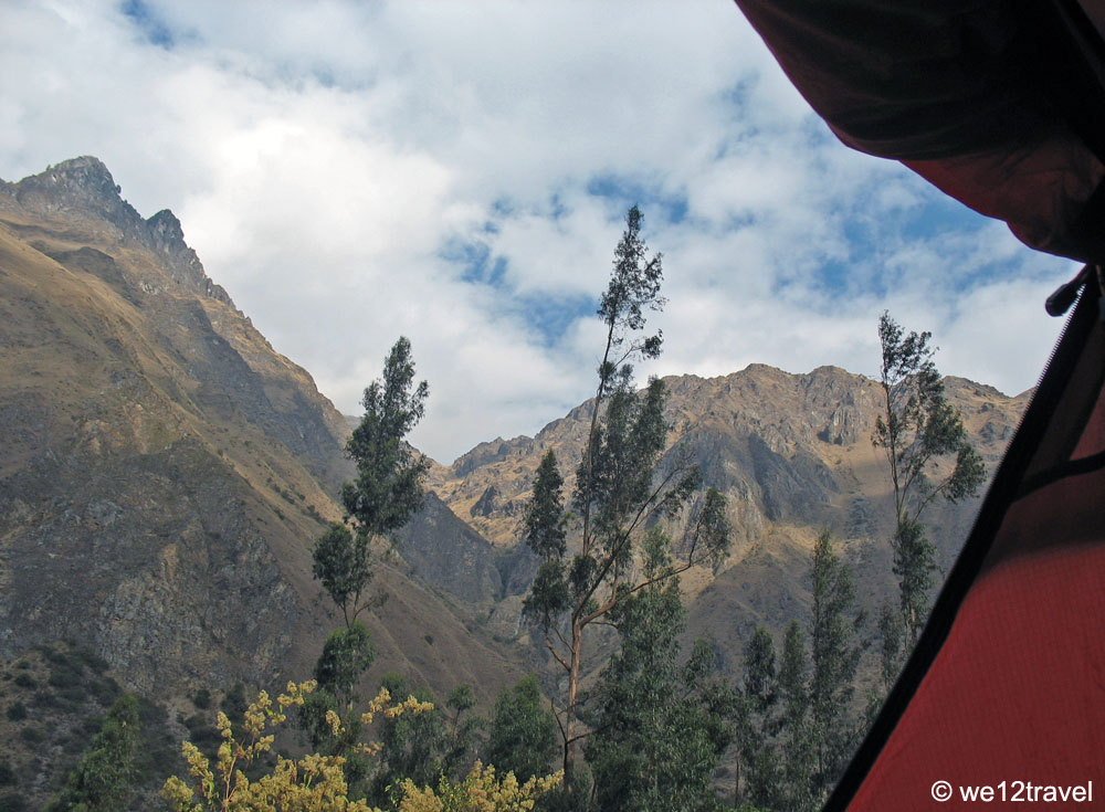 Inca-trail-tent