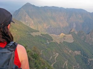 The Inca Trail: the road to Machu Picchu