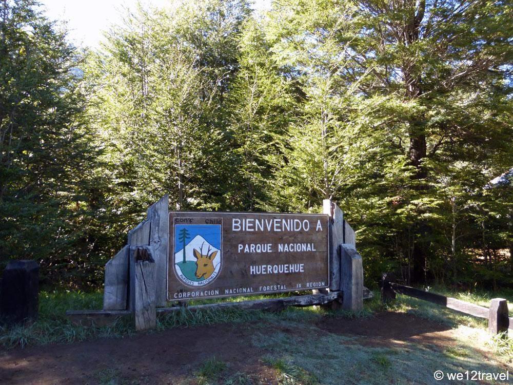 huerquehue-entrance