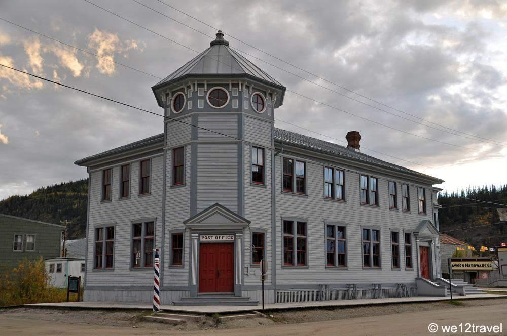 Dawson-Post-Office