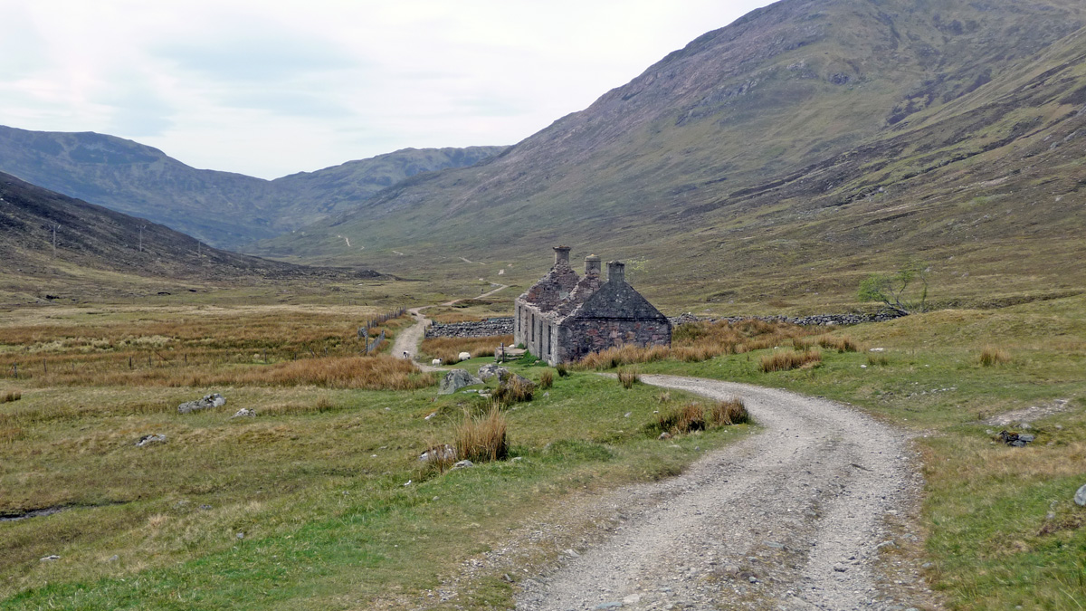 A day on the West Highland Way
