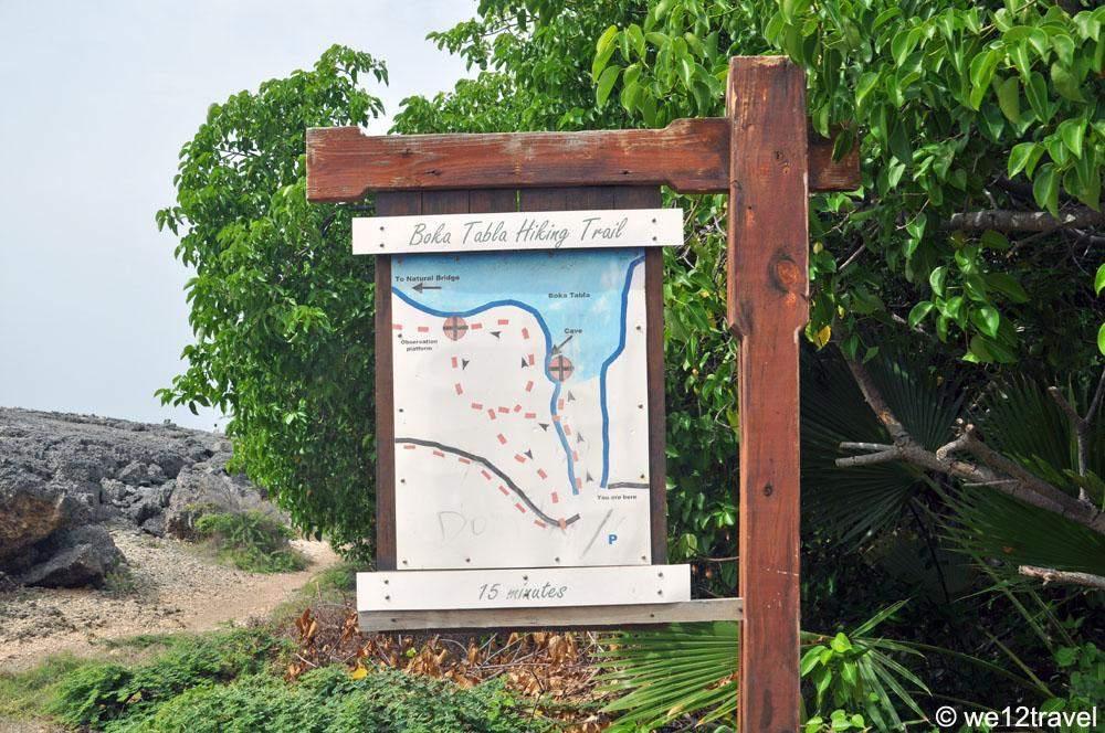 boka tabla hiking trail