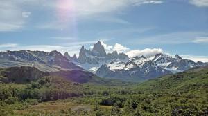 Hiking trail tale: Laguna de los Tres