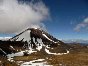 Mountainous Monday: Mount Ngauruhoe