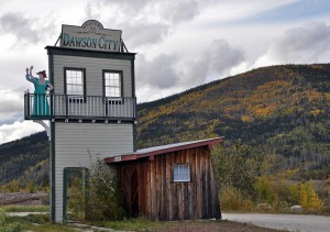 "Dawson City: more than ""just a town"""