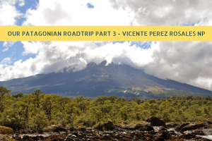 Volcanoes and lakes of Vicente Perez Rosales National Park