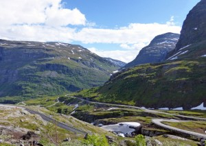 Beautiful Norway: Stryn and Strynsvatn Camping