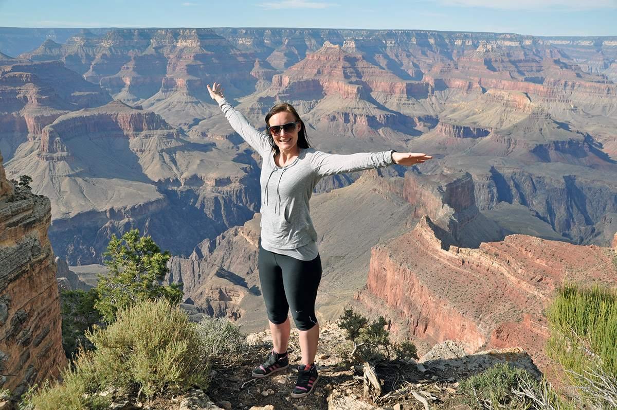 de mooiste grand canyon hikes