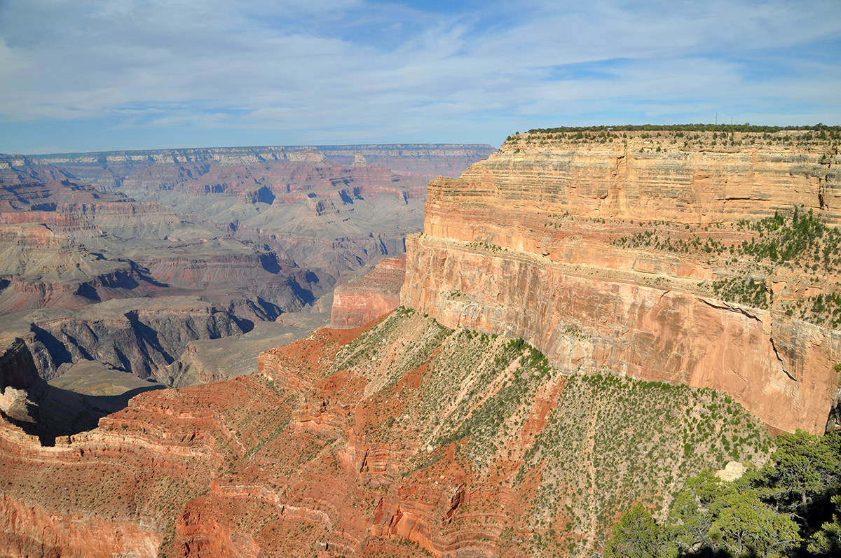 de mooiste tips voor de grand canyon hikes
