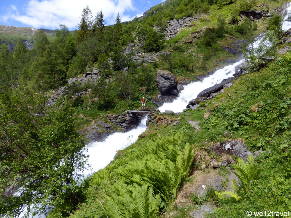 aurlandsdalen hike