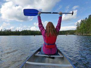 kayaking-saimaa