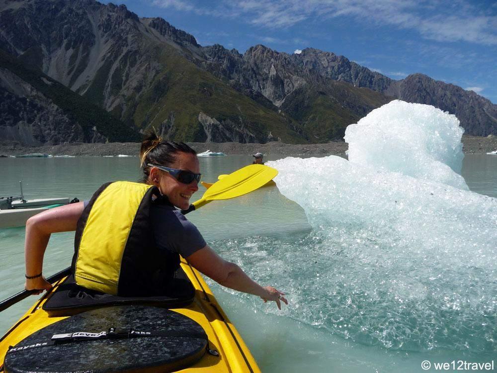 kayaking-tasman-lake