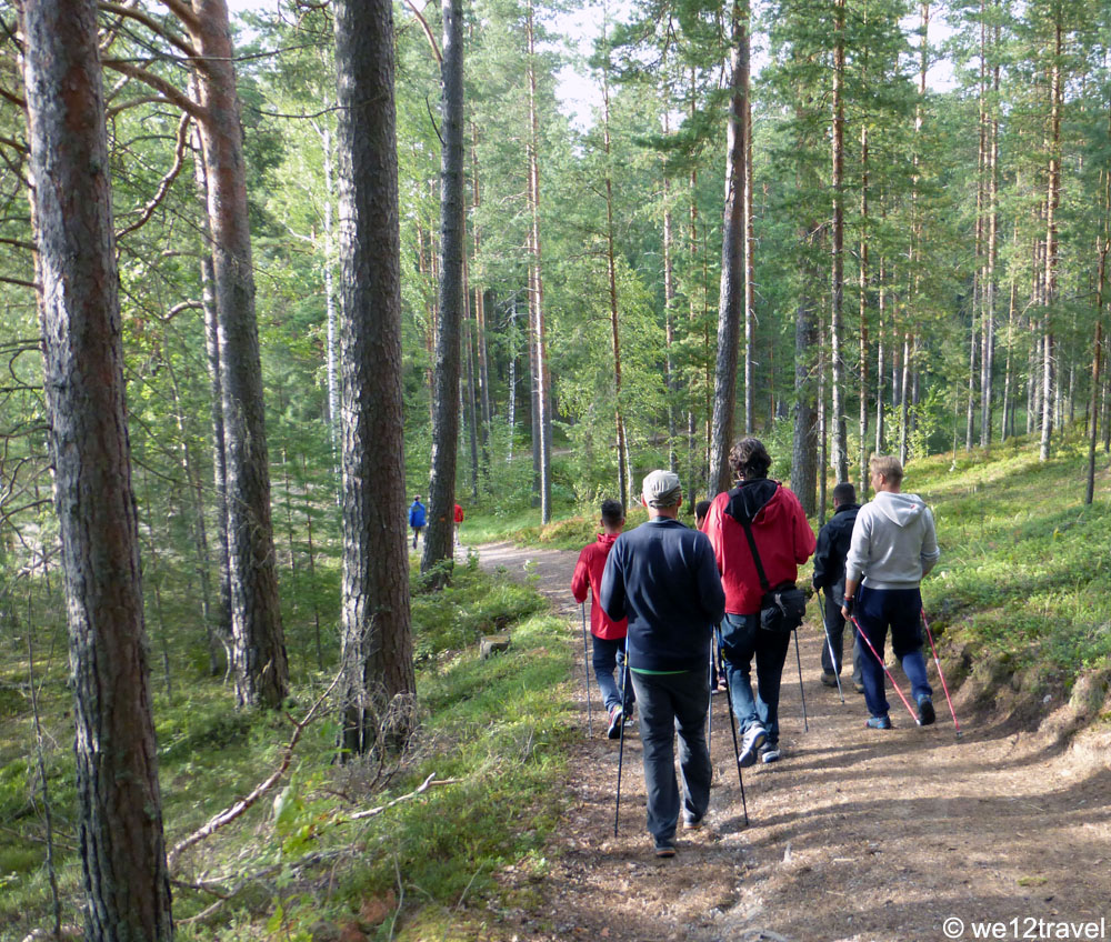 nordic-walking-punkaharju