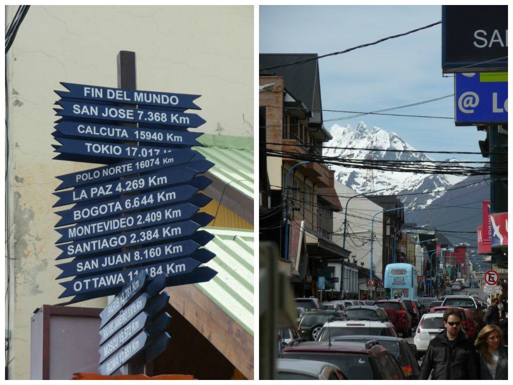 things to do in ushuaia collage