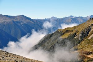 NZ Tramping tip: Bushline Hut
