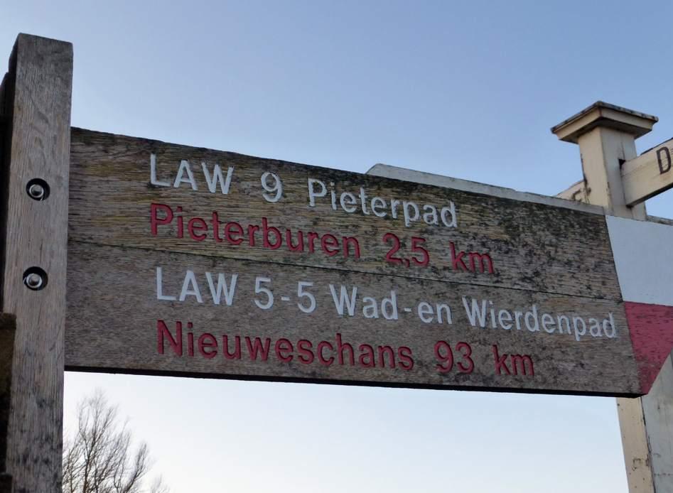 Pieterpad Nederland