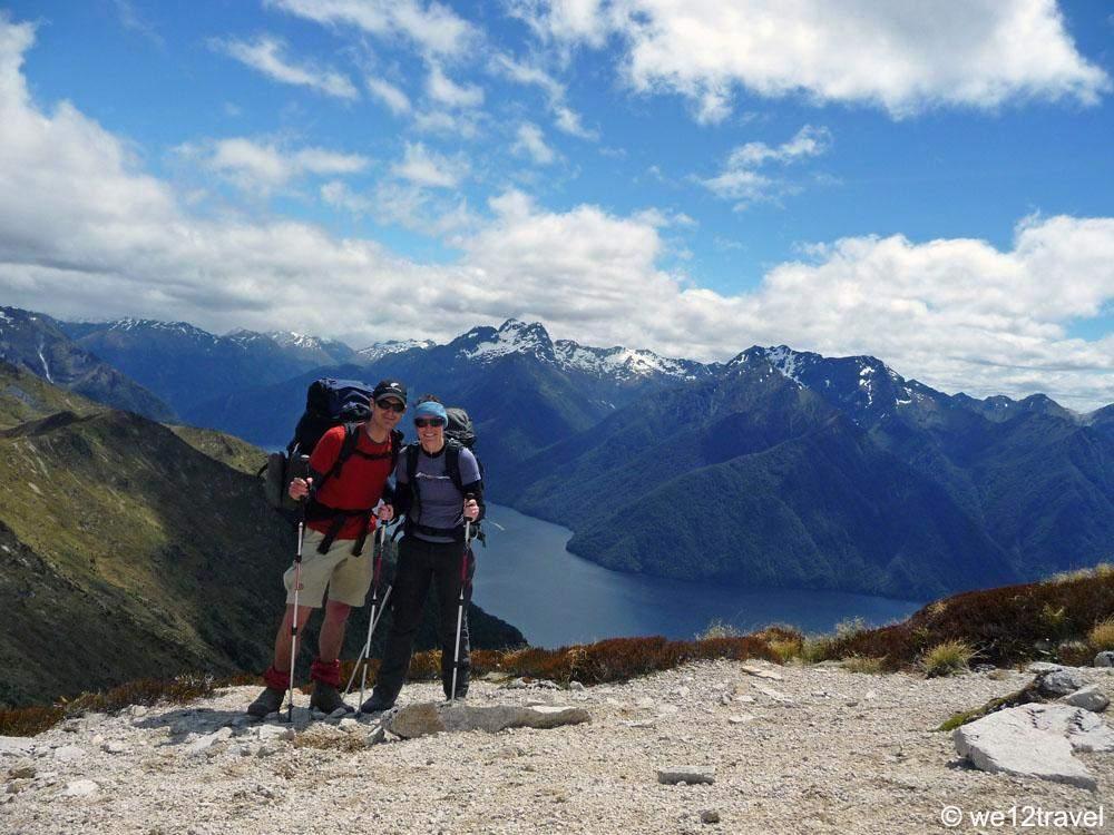 together-hiking-the-kepler-track
