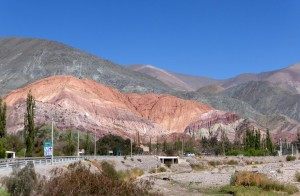 Mountainous Monday: Cerro de los Siete Colores