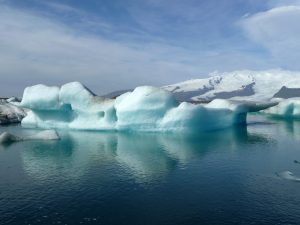 The best places for seeing icebergs