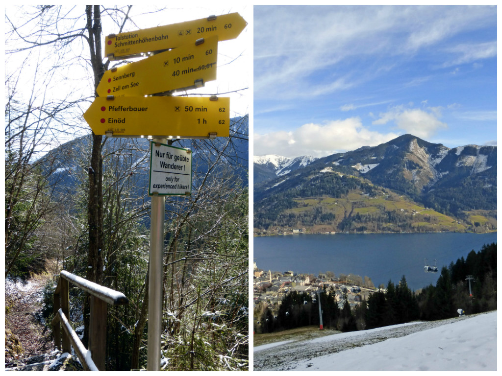 zell-am-see-collage