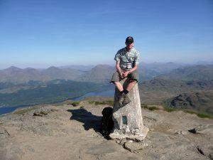 Mountainous Monday: Ben Lomond
