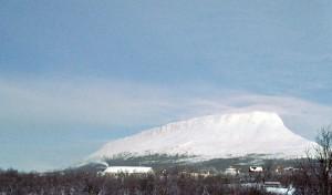 Mountainous Monday: Saana