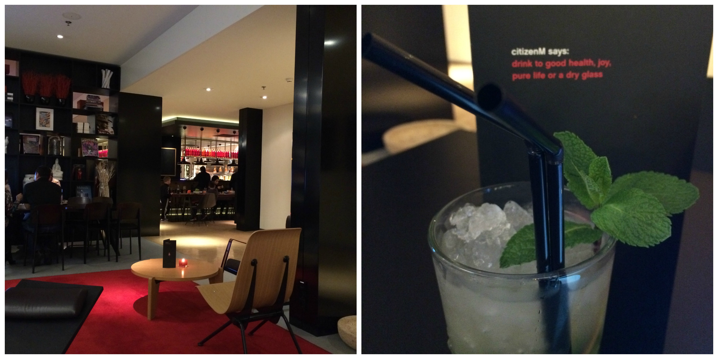 citizenM-bar