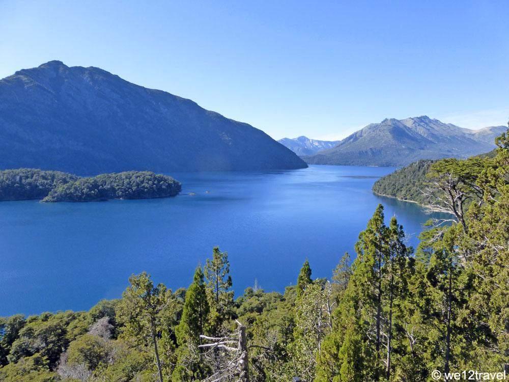 Pampa Linda Ventisquero Negro Bariloche Patagonia