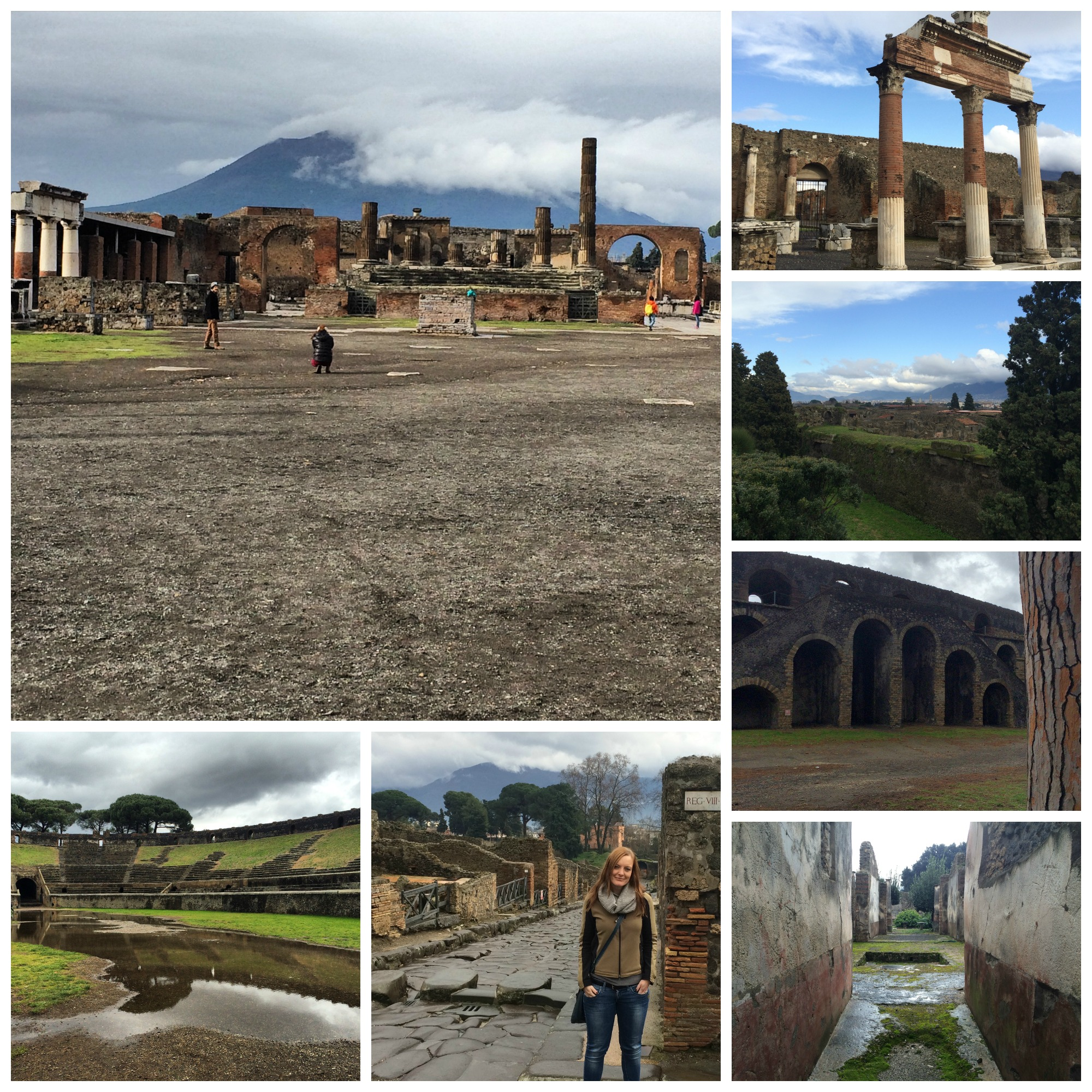 pompeii-collage