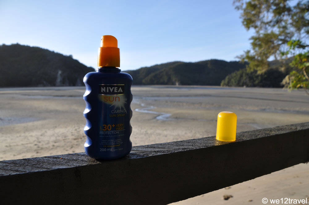 Hiking the Abel Tasman Coast Track
