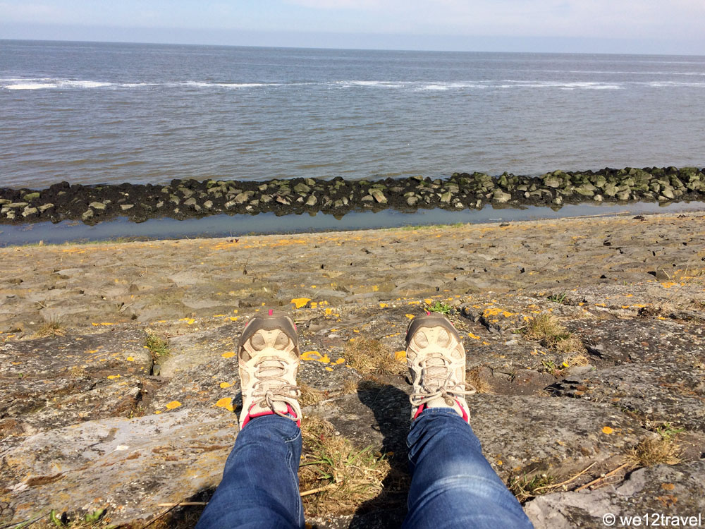 wandelschoenen-afsluitdijk