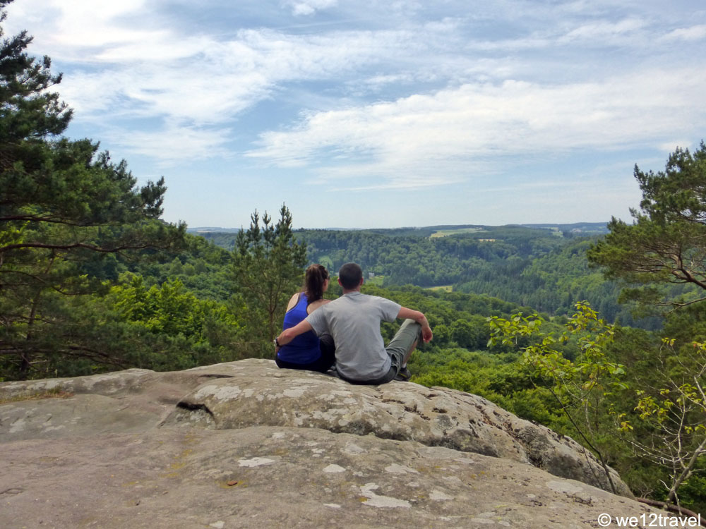 hiking-the-mullerthal-trail-together