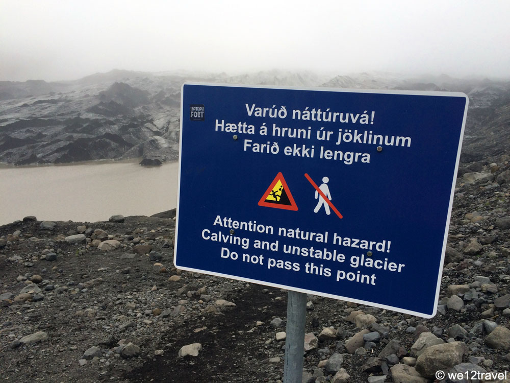 solheimaokull-warning-sign