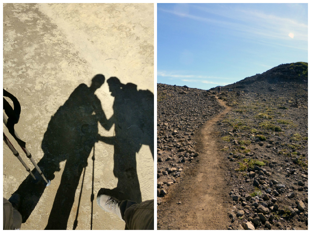 hiking-to-refugio-otto-meiling-collage