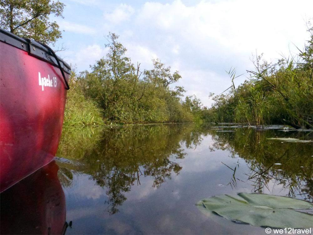 de-alde-feanen-canoeing