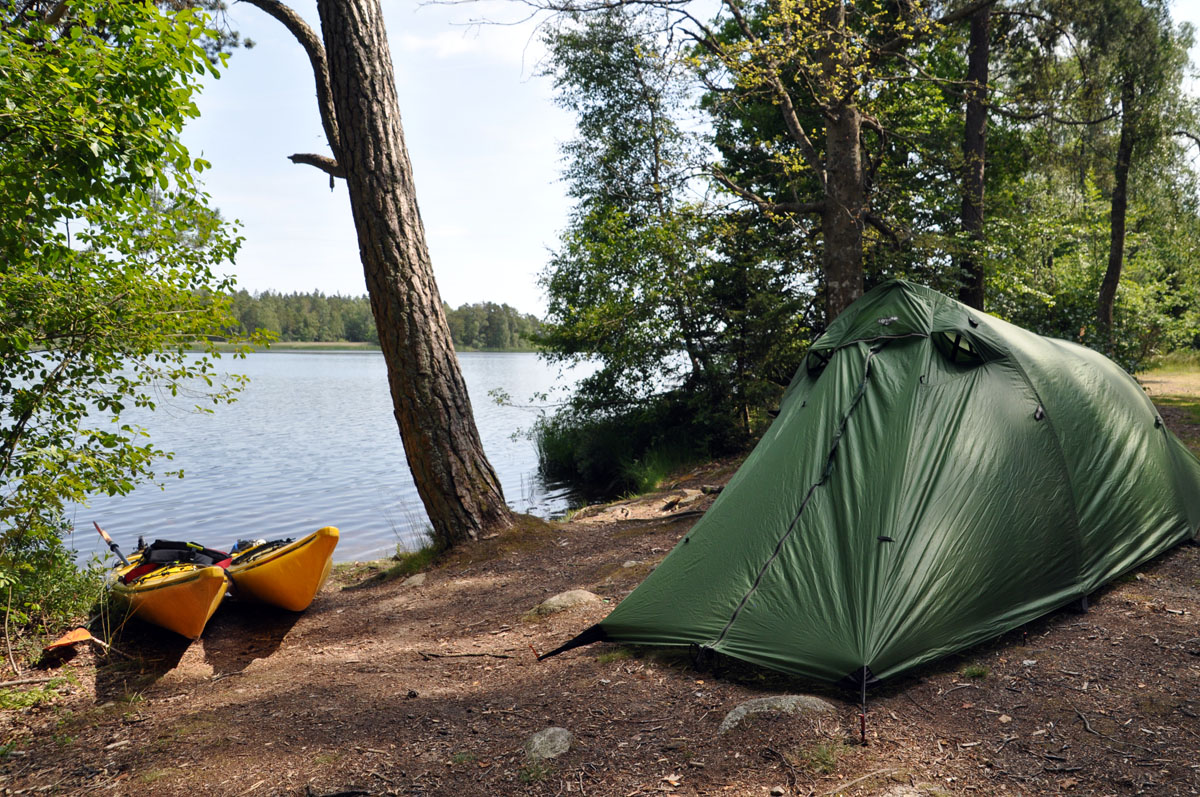 Camping in Finland: civilized outdoor recreation 15